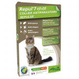 Cumpara ieftin Zgarda Antiparazitara PILOU Pisica 35 cm