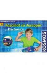 Fascinat sa descopar electronica 8 ani+ (Kosmos) foto