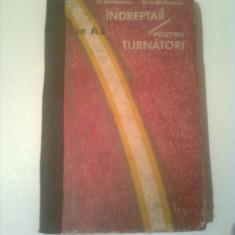INDREPTAR PENTRU TURNATORI  ~ CL. STEFANESCU