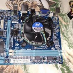 Placa de baza, 2 procesoare, hdd 160gb, sursa pc