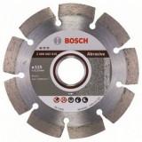 Bosch Professional disc diamantat 115x22.23x1.6x10 mm pentru materiale abrazive