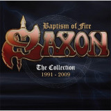 Saxon Baptism Of Fire slipcase (2cd)