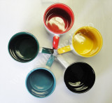 Cana personalizata cu interior color