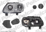 Far VW Caddy 3/LIFE 03.2004-06.2010 Touran (1T) 05.2004-12.2006 TYC partea Dreapta , tip bec H1+H7, far tip Visteon Kft Auto