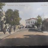 Carte poștală Vaslui - 1912, Circulata, Printata, Stanca