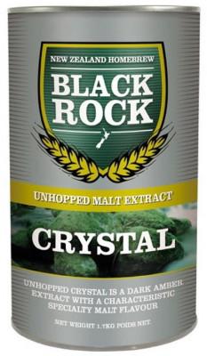 Black Rock extract de malt Crystal 1.7 kg - pentru bere de casa foto