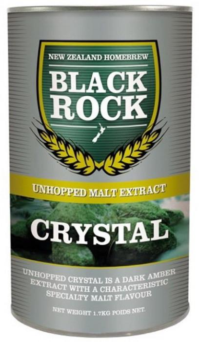 Black Rock extract de malt Crystal 1.7 kg - pentru bere de casa