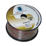 Cablu difuzor R/N 0.20mm CU 100 m