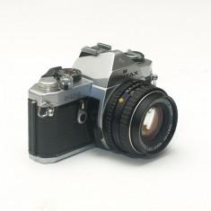Pentax MX + 50mm 1.7 --- Stare frumoasa!