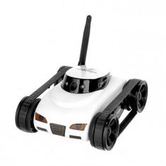 Mini Tanc cu camera si functie de control prin telefon
