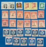 USA-Timbre format  mis -serii si unicate-MNH
