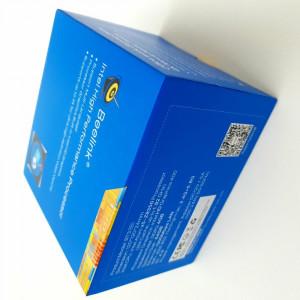 Mini PC TV Box Beelink BT3 Pro II, Intel® Atom x5, Windows 10, 4GB RAM, 64GB