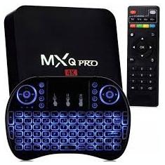 Adaptor smart TV MXQ PRO S905W, 4K, 2/16 GB RAM DDR3, + tastatura i8