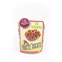 Amestec de Fructe Uscate Extra 100gr Vitally Cod: 6426877011033