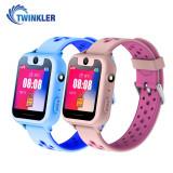 Cumpara ieftin Pachet Promotional 2 Smartwatch-uri Pentru Copii Twinkler TKY-S6 cu Functie Telefon, Localizare GPS, Camera, Lanterna, Pedometru, SOS, Joc Matematic -