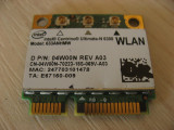 Placa wireless laptop Dell Inspiron 14R N4010, Intel Ultimate-N 6300, 633ANHMW