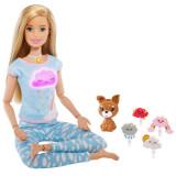 Cumpara ieftin Papusa Barbie 5 Exercitii De Meditatie