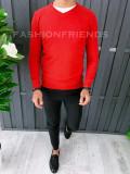 Pulover fashion barbati - rosu - COLECTIE NOUA A6451