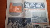 magazin 5 ianuarie 1963-articol si foto de la revelion