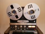 Magnetofon REVOX B-77 MK II-HS Pro ,2 piste, 2 viteze:19 si 38 cm/s, ca nou