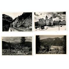 Ardeal - Lot 4 carti postale, anii 1940