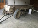 Vand mini remorca pentru tractor