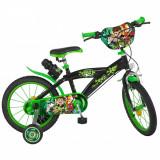 Bicicleta copii Ben 10 - 16 inch
