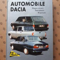 AUTOMOBILE DACIA  × CORNELIU MONDIRIU  an 1998