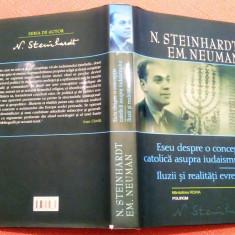 Eseu despre o conceptie catolica asupra iudaismului - N. Steinhardt, Em. Neuman