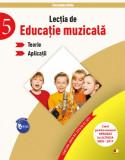 Lectia de educatie muzicala. Clasa a V-a | Florentina Chifu, Litera