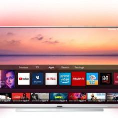 Televizor LED Philips 127 cm (50inch) 50PUS6804/12, Ultra HD 4K, Smart TV, WiFi, CI+