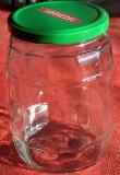 15 borcane 720 ml cu capac metalic