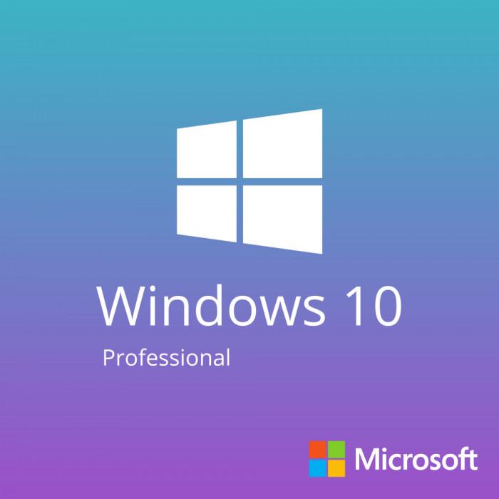 Licenta Windows 10 PRO si PRO N ORIGINALE + Licenta AVAST PREMIUM gratis