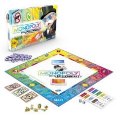 Joc de Societate Monopoly pentru Millennials in Limba Romana foto