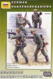 + Figurine 1/35 Zvezda 3582 - German Panzergrenadiers +