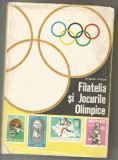 R(01) Anghel Vrabie-Filatelia si Jocurile Olimpice