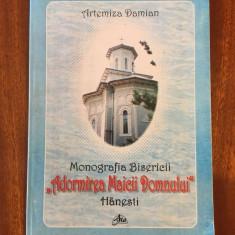 Artemiza Damian - Monografia Bisericii Adormirea Maicii Domnului HANESTI (2002)