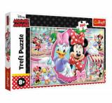 Cumpara ieftin Puzzle Trefl O zi fericita cu Minnie, 260 piese