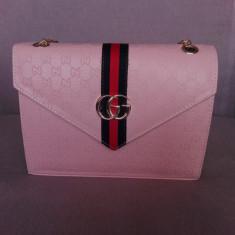 Geanta Dama Gucci, Rose, Medie