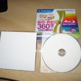 Blank  50 GB Verbatim made in Japan dual layer reinscriptibil