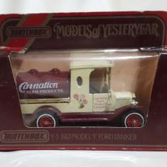 1912 Ford Model T Tanker - Matchbox