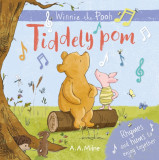 Winnie-the-Pooh: Tiddely pom Rhymes and Hums to Enjoy Together
