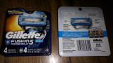 Gillette Proshield Chill (set 4 rez , made U.S.A ) rezerve