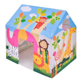 Cort pentru copii Intex, 95 x 75 x 107 cm, model animale