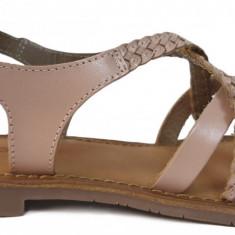 Sandale dama Kickers 708850 nude