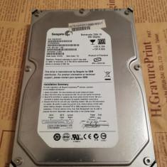 Hard disk 3.5 PC 250Gb SATA II Seagate Barracuda 7200 rot 8Mb, 200-499 GB, SATA2