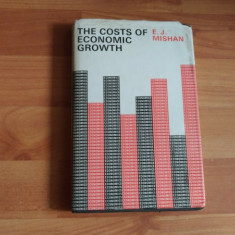 THE COSTS OF ECONOMIC GROWTH-E.J. MISHAN