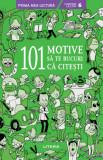 101 motive sa te bucuri sa citesti, Beatrice Masini