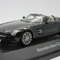 Macheta Mercedes SLS roadster Schuco 1:43
