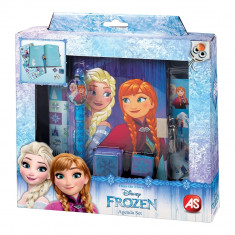Set jurnal si rechizite - Disney Frozen